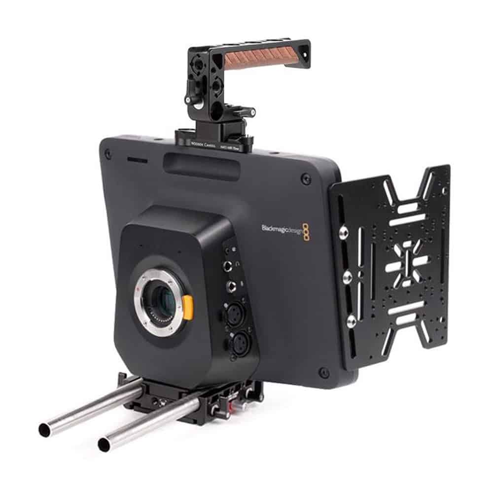 Wooden Camera Blackmagic Studio Camera Accessory Kit (Advanced)