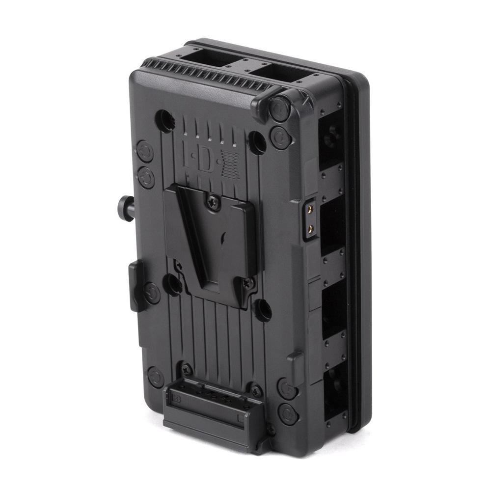 Wooden Camera D-Box™ (V-mount Battery Side to Gold Mount Camera Side