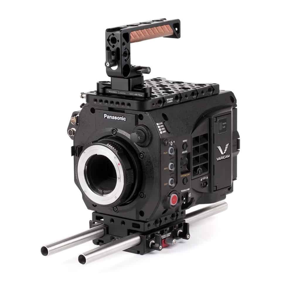 Wooden Camera Panasonic VariCam LT Unified Accessory Kit (Base)
