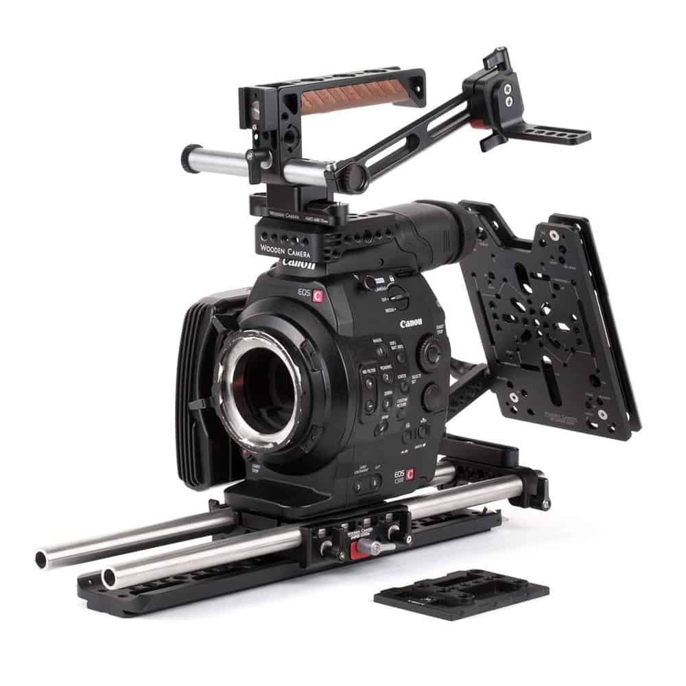 Wooden Camera Canon C500 Unified Accessory Kit (Pro)