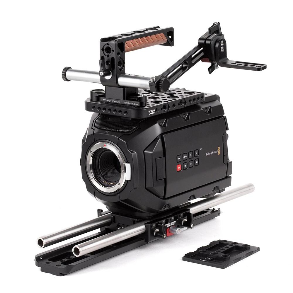 Wooden Camera Blackmagic URSA Mini