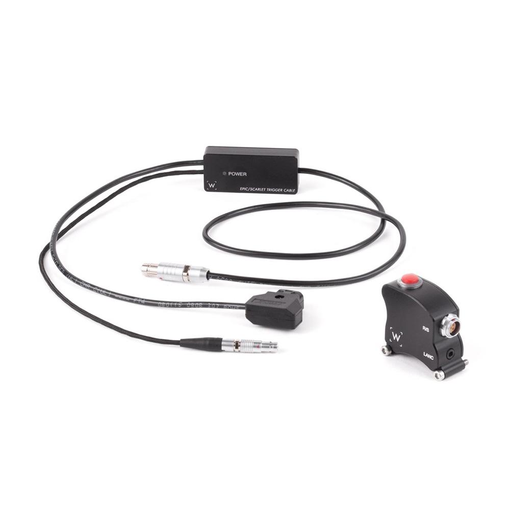 Wooden Camera Wooden Camera Handgrip Trigger Box (RED DSMC1