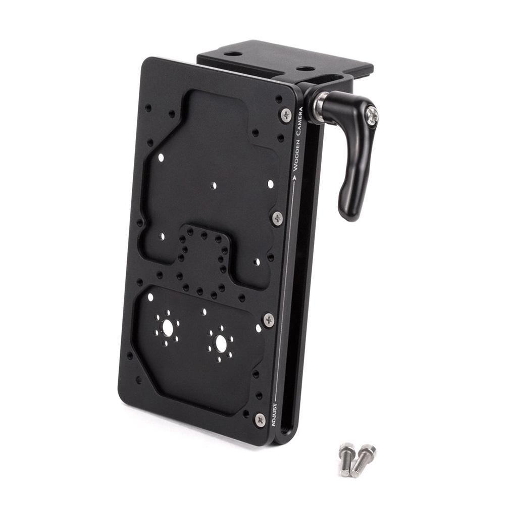 Wooden Camera Battery Slide (FS7)