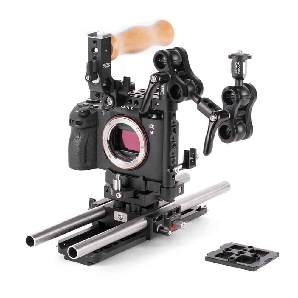 Wooden Camera Sony A7/A9 Unified Accessory Kit (Advanced)