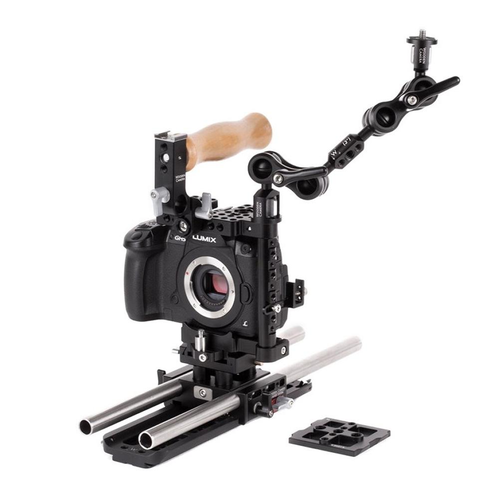 Wooden Camera Panasonic GH5 Unified Accessory Kit (Advanced)