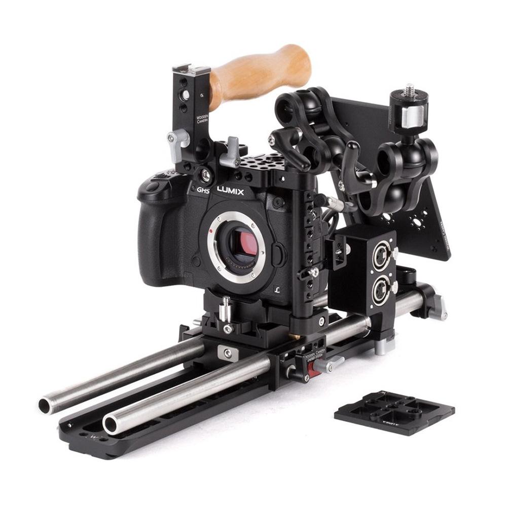 Wooden Camera Panasonic GH5 Unified Accessory Kit (Pro)
