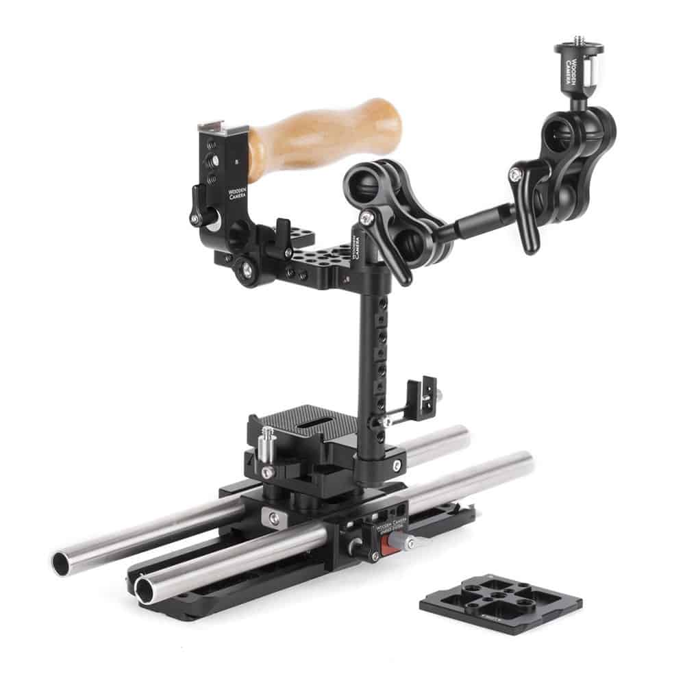 Wooden Camera Canon T7i/T6i Unified Accessory Kit (Advanced)