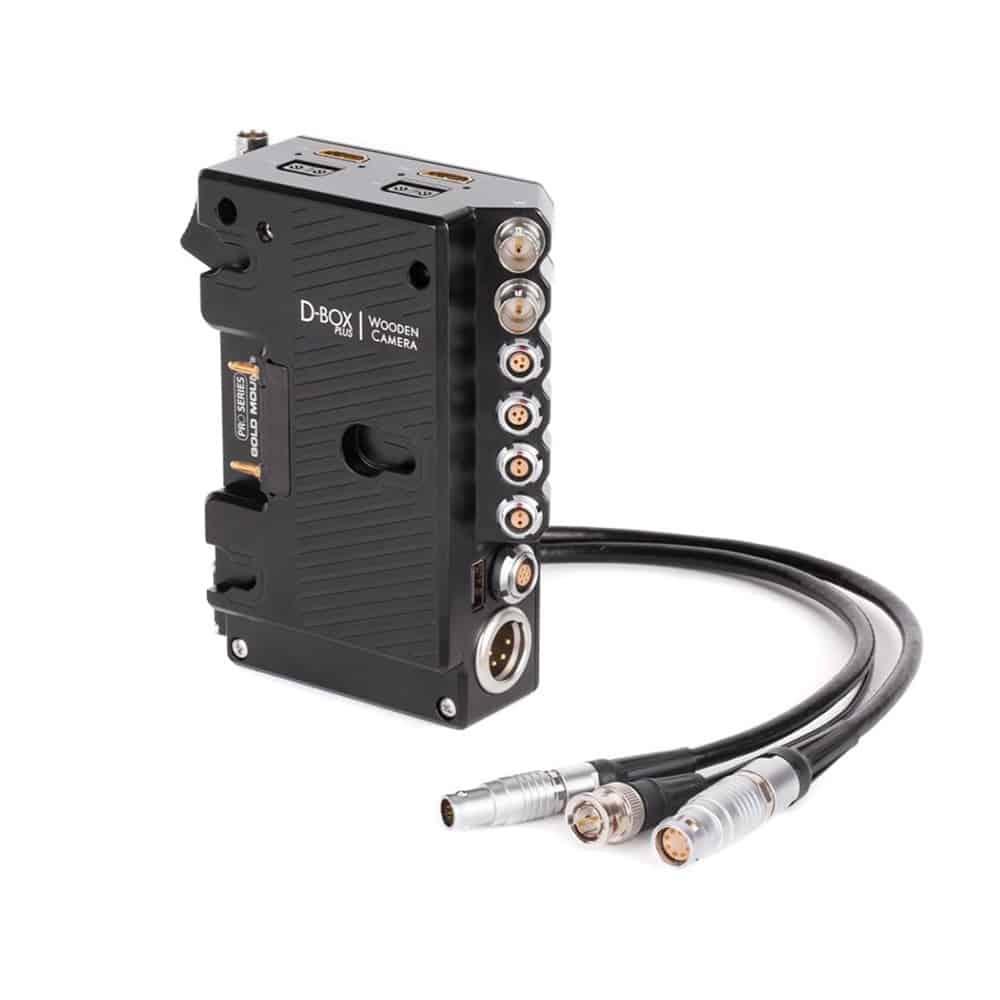 Wooden Camera D-Box™ Plus (ARRI Alexa Mini / Mini LF