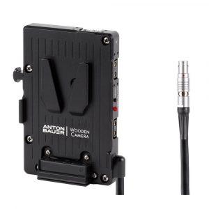Wooden Camera WC Pro V-Mount (RED DSMC1/DSMC2)
