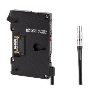 Wooden Camera WC Pro Gold Mount (RED DSMC1/DSMC2)