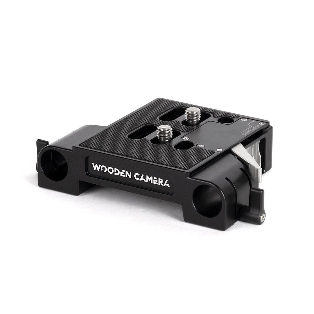 Wooden Camera Quick Release Bridgeplate (19mm)