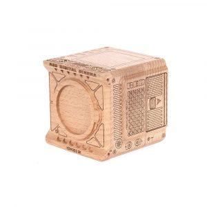 Wooden Camera Wood RED KOMODO Model