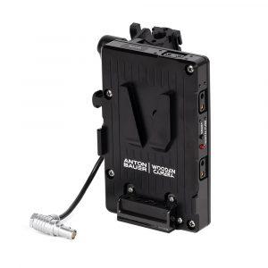 Wooden Camera Battery Slide Pro V-Mount (RED KOMODO)